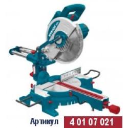 Пила торцовая Кратон MS-1900/254 (1900Вт + лазер + пропил 70*310 мм) / 4 01 07 021