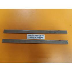 Ножи для рейсмуса 319*18,2*3,2 мм, сталь HSS-18% (2 шт)  / 6 04 01 120