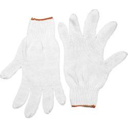 Перчатки трикотажные STAYER,  серия MASTER, 7 класс, х/б, L-XL, индивидуальная упаковка / 11402-XL