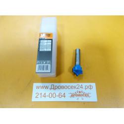 Фреза пазовая фасонная d-15,9 мм, Кратон / 1 09 03 051