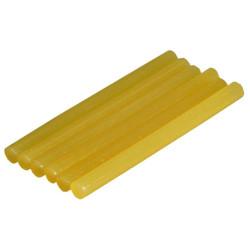 Стержень клеевой желтый 11*200 мм (6 шт.) STAYER / 2-06821-Y-S06