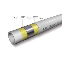 Труба металлопластиковая 32 мм ЗУБР (1 метр) / 51455-32-50