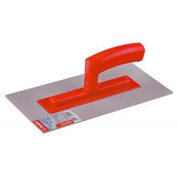 Гладилка ЗУБР пластмассовая, толщина 3 мм, 140х280 мм / 0814
