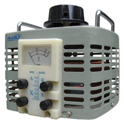 Лабораторный автотрансформатор TDGC2-2В / Rucelf (2000 Вт)
