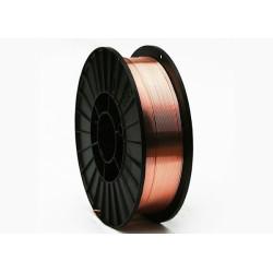 Проволока сварочная омедненная AWS A5.18 ER70S-6 d - 1.0мм 5кг