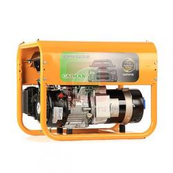 Генератор CAIMAN 4,1 кВА Explorer, двиг. Subaru EX21 (211 сс), бак 12 л, 45 кг / 4010XL12