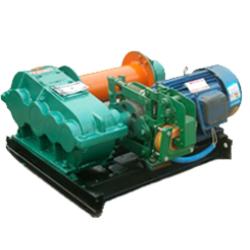 Лебедка электрическая тип JM (5т/250м)