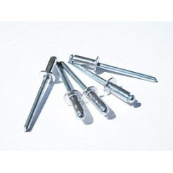 Заклепки 3,2х8 мм, (1000 шт) (алюминиевые) STAYER / 31205-32-08