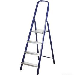 Лестница-стремянка стальная СИБИН, 4 ступени, 82 см / 38803-04