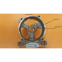 Крышка задняя генератора Carver PPG-2500, PPG-3600, PPG-3900 / Forza