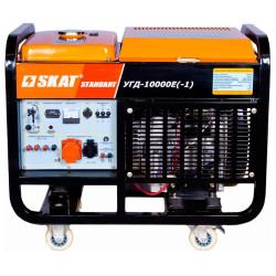 Дизельный генератор 10 кВт SKAT УГД-10000Е