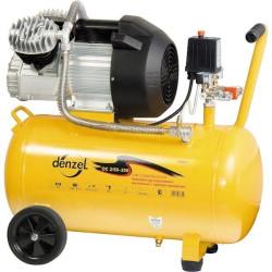 Компрессор воздушный PC 2/50-350, 2,2 кВт, 350 л/мин, 50 л DENZEL / 58081