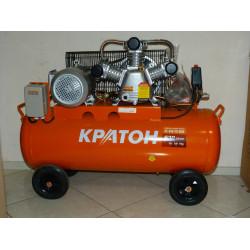 Компрессор ременной маслянный Кратон AC-630-110-BDW (3000 Вт; 110 л; 630 л/мин; 380 В) / 3 01 01 041