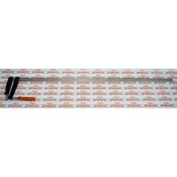 Струбцина SPARTA F-образная (1000 х 120 х 1050 мм) / 204475