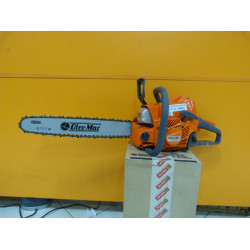 Бензопила Oleo-Mac GS 44 (3 л.с., шина 46 см, декомпрессор, сборка Италия, 3 года гарантии) / 5023-9012E1