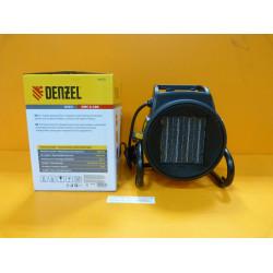 Пушка тепловая электрическая с керамическим нагревателем Denzel DHC 2-100 / Артикул: 96429