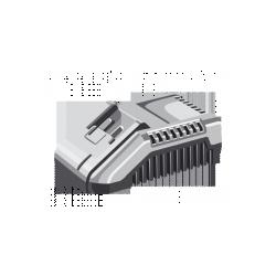 Зарядное устройство для шуруповерта ЗУБР с батареей Li-Ion / БЗУ-14.4-18 М1