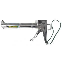 """Пистолет для герметиков KRAFTOOL """"INDUSTRIAL"""" полукорпусной, 320 мл (Германия) / 06671"""