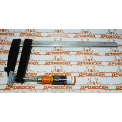 Cтрубцина SPARTA F-образная (300 х 120 х 365 мм) / 204385