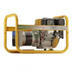 Генератор CAIMAN 5,4 кВА Expert, двиг. Subaru EX27 DH (265 сс), бак 6,1 л, 60 кг / 5010X