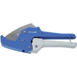 Труборез ЗУБР (лезвие из стали у8а, с V образным остриём + рез до 42 мм) / 23706-42