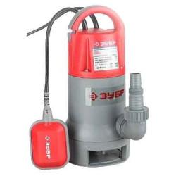 Насос универсальный для чистой и грязной воды ЗУБР ЗНПГ-400