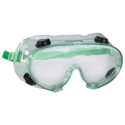 Очки защитные STAYER (непрямая вентиляция + линза поликарбонат) / 2-11026