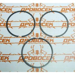Кольца поршневые (комплект) EX17 Robin Subaru /  277-23511-47