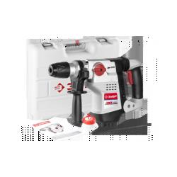 Перфоратор ЗУБР ЗПМ-38-1100 ЭК (SDS-max + 1100 Вт + 8 Дж + антивибрационная система)