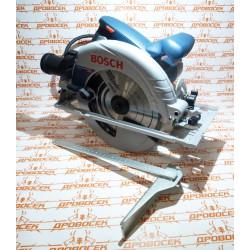 Дисковая пила Bosch GKS 190 (1400 Вт + пропил 70 мм) / 0601623000