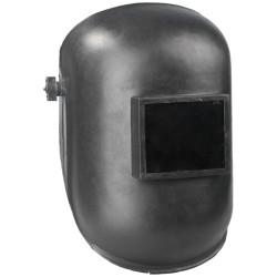 """Щиток защитный лицевой для электросварщика """"НН-С-702 У1"""" с увеличенным наголовником, евростекло 110х90 мм / 110803"""