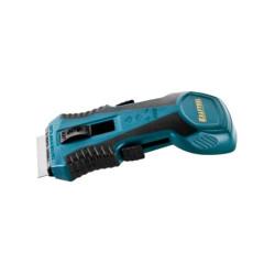 Скребок безопасный KRAFTOOL Safety, EXPERT, 2-в-1, 2-компонентный корпус, тип лезвия H01, 40 мм / 08543