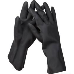 Перчатки KRAFTOOL неопреновые противокислотные повышенной прочности, серия EXPERT, XL, толщина 0.70 мм / 11282-XL