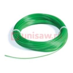Леска 2.0мм 15м greenline Упак: полиэт. 300шт/кор / 6304-0156