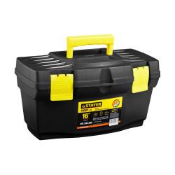 """Ящик для инструмента STAYER TOPLine, STANDARD, пластик, 410x230x230 мм (16"""") / 38110-16"""
