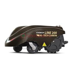 Газонокосилка-робот Caiman AMBROGIO L200 CARBON / AM200CLB1