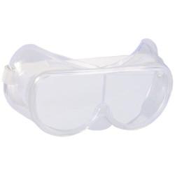 Очки STAYER защитные с прямой вентиляцией, серия STANDARD  / 1101
