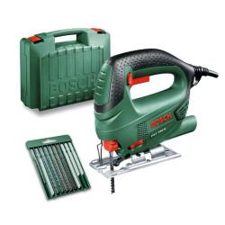 Лобзик Bosch PST 700 E (500 Вт + чемодан + пилки) / 0.603.3A0.020