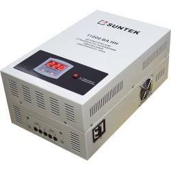 Релейный стабилизатор пониженного напряжения SUNTEK 11000ВА-НН / SR-11000-NN