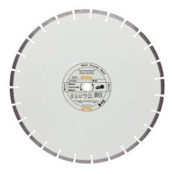 Диск алмазный STIHL B 60 400 DE/FR/GB (бетон, абраз.бетон, кирпич) / 0835-090-7017