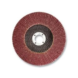 Круг лепестковый зернистость Р80, БАЗ  - 180 мм / 36563-180-80