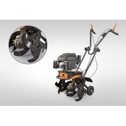 Мотокультиватор CARVER T-550R  (5,5 л.с + скорости: 1 вперед + 1 назад + шир. об.: 530 мм)