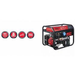 Сварочная бензиновая электростанция FUBAG WS 230 DC ES