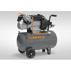 Компрессор масляный коаксиальный Парма К-2200/50КМ (2,2 кВт + ресивер 50 л + 356 л/мин) / 02.014.00005