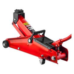 Домкрат гидравлический подкатной STAYER RED-FORCE Professional (3 тонны + высота: от 135 до 400 мм) / 43154-3