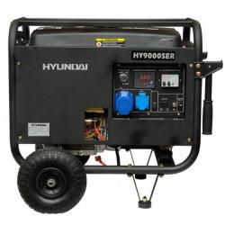 Бензиновый генератор Hyundai HY9000SER
