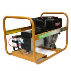 Генератор CAIMAN 6,5 кВА, двиг. Yanmar L100 (435 сс), электростартер, бак 7 л, 114 кг / L100 DE