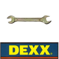 Ключи рожковые (Dexx)