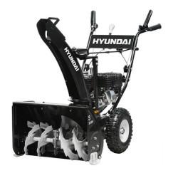 Бензиновый снегоуборщик Hyundai S5555