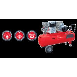 Компрессор FUBAG B5200B/200 CT4 (3 кВт + 200 л + 530 л/мин)